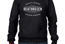DEATHRECEN Fall/Winter 2016/2017 Collection Part One