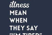 POTS/EDS/Anemia/Chronic Illness