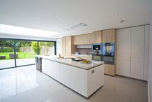 Show Stopping Kitchen / Our display for the Homebuilding and Renovating Show in June 2013 was installed into our clients new extension to complete their home. Appliances from VZUG and the kitchen from SieMatic create a high end and functional kitchen perfect for entertaining.