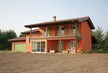 progeti case legno