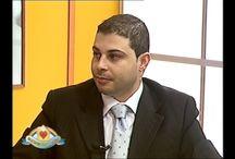 Michele Concas in tv / Michele Concas in tv