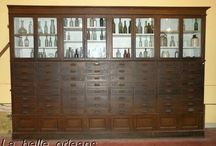 apothecary / furniture