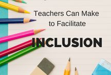 Teaching Special Education / Inspiring, informative, and cool ideas for teaching special learners.