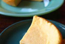 フード・ドリンク / 炊飯器チーズケーキ