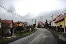 Vesničky a obce
