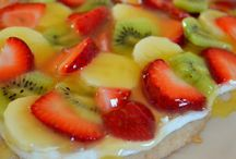 piza frutas