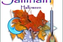 Samhain Candle Correspondence's / by Angela Pietrantonio