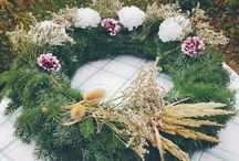 All Souls Day wreaths