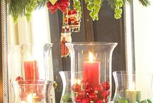 Holiday Decoration / Great decorating ideas for a beautiful Christmas