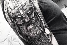 tattoo viking