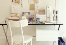 pretty working spaces