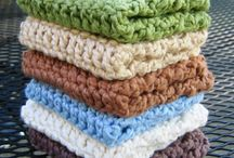Knitting : Face cloths / Slippers / hats / & Tips / Hats