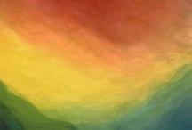 Schilderen / O.a. nat-in-nat schilderen