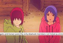 Anime fact