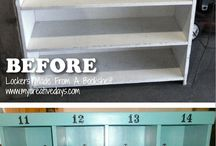 Urban Locker rooms / Basketball Inspiration