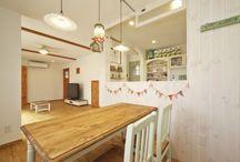 家具 / かわいい家photoに掲載された家具の写真