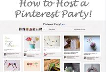 I pin, You pin, We all pin for Pinterest! / Let's make this happen Pinheads! Let's have a Pinterest party! You down? Help me pin some ideas for a Pinterest party!