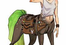 Centaurs  (Кентавры)