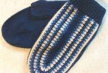 Crochet (Mittens) / by Amber Mott
