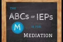 the ABCs of IEPs / Everything you need to know about IEPs and Special Education from A to Z.
