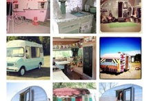 Vintage Trailers / by Sally Smithies