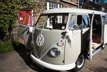 Transport / Searching for the perfect transport for your wedding? Here are some ideas!
