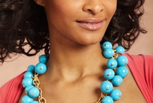 Accessories: Jewelry J'Adore! / Statement pieces for the bold and brave.