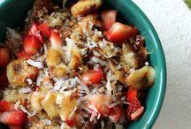 Breakfast - Clean/Healthy/Paleo/Vegan/Vegetarian Eating