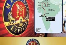 Journeys through Incredible India / Journey by the majestic Maharajas' Express through Incredible India