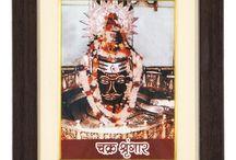 Mahakal Photo at Godsutra.com / Mahakaleswar Jyortiling is one of the famous hindu temples devoted to lord shiva. Buy online Mahakaleswar picture on godsutra.com in India. Mahakaleswar photo is 100% Energized by Dr. Puneet Chawla by vaastu expert