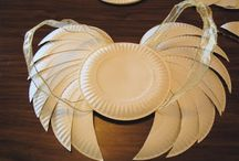 Paper Plate Crafts / Paper plate craft projects for moms, kids, and families.  Some of them are fun, some for learning, some for decor, and some for wearing! / by Sharing Visually