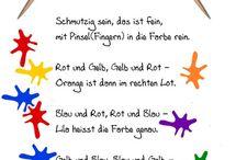 német dalok, mondókák, vesek, történetek