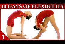 10 Days Flexibility by PsycheTruth