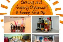 My OCD Outlet! / Anything and everything related to the art of organizing! / by Darvionne Givhan