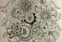 doodle en Zentagle