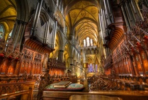 Architecture, Cathedrals / by Richtor Reynolds