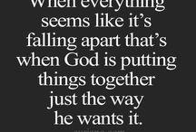 My precious God!