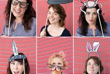 Photo booth fun pics / by JoAnn Kale