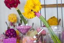Flower Studio Candy Tables
