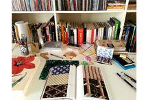 * HOMEWORK * / Como se hicieron las piñatas desde el principio al fin, trabajando en casa muy felices!