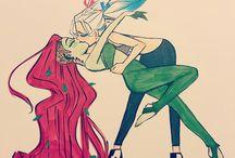 ♦ Harley x Ivy