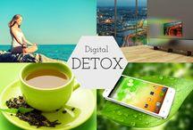 Digital detox / DIGITAL DETOX TIPS