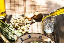 Tradizione e olio d'oliva