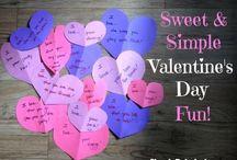 St. Valentine's Day / by Hey Donna