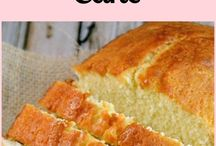Cakes & bread ❤️