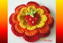Crochet Lovelies - Motifs