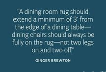 For the dining room / by Dana Nygaard