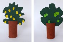Toilet paper roll crafts / Kids krafts from toilet paper rolls