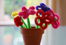 Knutsel inspiratie / Leuke, gemakkelijke knutseltips voor het hele jaar door, voor alle leeftijden!