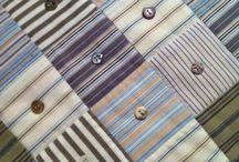 Quilts van hemden